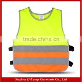 HVW114 Kids Gift Two Tone Child Hi Viz Safety Vest