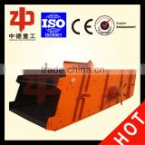 China circular vibrating screen /mining equipment vibrating screen for stone crushing For Coal Mine