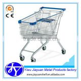 Steel Material and Unfolding Style shopping cart