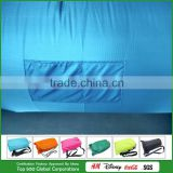 Hot Sale Laysack bed/Lay bag/Banana air bag sleeping bag down                                                                         Quality Choice