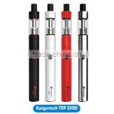 Wholesale KangrTech top filling TOP EVOD kit kanger topevod starter kit 1.7 ml capacity / kanger subvod mega kit