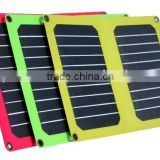 Hot selling solar cell laminated photovoltaic waterproof solar power bank solar charger, solar charger power bank