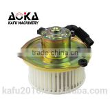 Excavator spare parts SK200-3 E320B Blower Motor For Air Conditioner