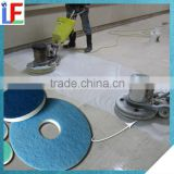 Good toughness product floor scrubber machine