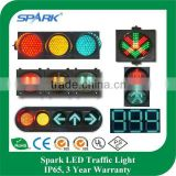 Spark 3 Year Warranty LED Traffic Light - Vehicle Traffic Light - Signal Light - Driveway Traffic Light