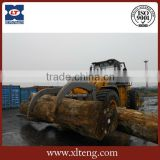 hot sale 2- 15 ton wood grapple log loader for sale
