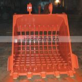 high quality excavator attachments skeleton bucket/screen bucket for excavator