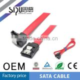 SIPU high quality 45cm sata to firewire cable r-driver 3 usb 2.0 sata/ide cable Guangzhou cable supplier