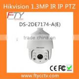 Wholesale Low Price 720P Outdoor IR IP PTZ Speed Dome DS-2DE7174-A(E) Hikvision CCTV Camera