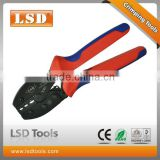 LY-03D Ratchet terminal crimping tool/plier for crimp insulated terminal and connector 0.5-6mm2
