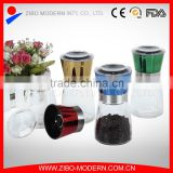 Wholesale Ceramic Rotor Salt Grinder Set , Top Quality Pepper Grinder Mill , Manual Food Plastic Pepper Shaker
