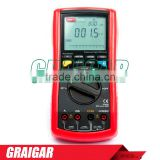 UNI-T UT70C LCD Digital Multi-purpose Meter Multimeters Volt Amp Ohm Capacitance Tester UT-70C