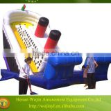 used inflatable water slide china/banzai inflatable water slide