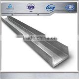High strength Special Channel Steel C Channel & U Channel & H Channel Steel Profiles