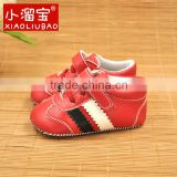 The lastest factory fringe pu leather moccasins bow baby shoes Sports shoes wholesale