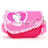 Hello Kitty School Bag for Kids for Professional OEM Manufacturers Shoulder Bags for Girls