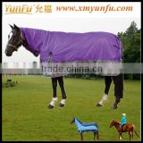 Winter Turnout Horse Rug With Chequered Printing