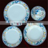 porcelain childrens dinnerware set dinnerware set arabic china dinnerware set