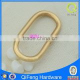 22 hardware snap rings stock metal oval hardware ring
