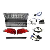 Golf Cart Parts High Quality LED Deluxe Light Kit for Club Car Precedent Electric Golf Cart