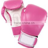 Synthetic Leather Women Boxing Gloves
