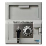 Inquiry About FH-2014C dumping hopper front loading drop deposit safe