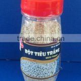 Vietnam High-Quality White Pepper Powder 50g FMCG products