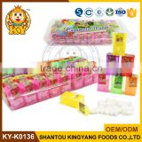 Mix Fruit Sugar Free Mint Tablet Press Candy In Small Box