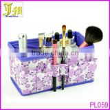 5 Colors Available Fabric Folding Beauty Cosmetics Storage Box Desktop Organizer Case For Jewelry Toys Cheapest Price