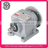 SEW Equivalent R type Coaxial Inline Helical Gear Reducer motor,Motor Reductor,Gear Motor