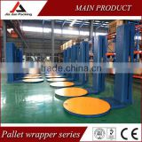 manual pallet wrapping machine ,pallet wrapper,pallet stretch wrapping machine ,with CE