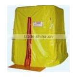 firefighting single Decontamination tents