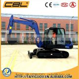 CBL-85C hitachi excavator crawler excavator for sale