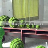 Artificial elliptic moss mat home wedding party garden decoration use