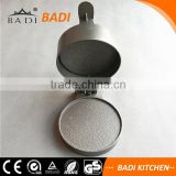 heavy duty mini single Cast aluminium burger patty press maker