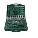 120pcs socket set professional auto repair tool set box hand tools