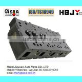 Isuzus 4BD1 Series Diesel Engine Cylinder Head and block