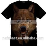 3D Animals T-shirt, no minimum quantity required, Drop shipping, Amazon best seller.