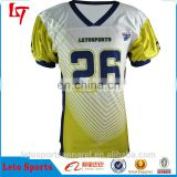 wholesale youth uniform new sublimated american football equipment jersey