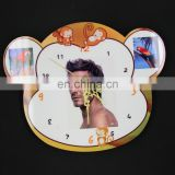 Personalized customize 12 chinese Zodiac MDF clock dial