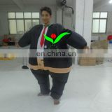 Funny festival Oxford Cloth occupational dress inflatable adults suit