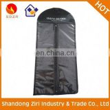 hang hole plastic hair extension bag