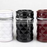 very cheap plastic smokeless windproof led light car cigarette ashtray bin/smoking accessories,YOU WON'T MISS IT!