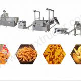 Fried Salad Chips Bugle Chips Production Line