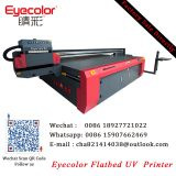 Eyecolor High Quality 3020 Flatbed UV Printers Ricoh GEN5 Printhead UV LED Flatbed Printer For Glass Phone Case Wood Arcylic Ceramic Etc.