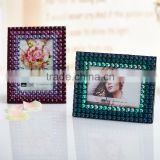 Diamond And Silver Decorative Fashion Photo Frame Manufacturer