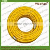 (21021) 8.5mm High Pressure fiber color pvc shower hose