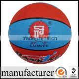International standard size basketball official basketball weight official rubber balls GY-L005