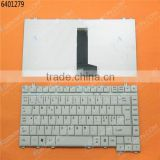 Original laptop keyboard for TOSHIBA A200 M200 GRAY Layout Nordic