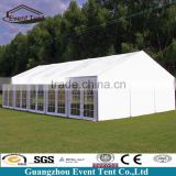 30 person tent popular wedding tent with transparent window and curtains